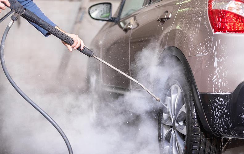 We Clean Up Our Act By Testing 13 Car Pressure Washers